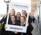 National Apprentice Week 2017 celebratory event at the House of Commons, hosted by Minister Robert Halfon with over 150 apprentices attending. 9.3.2017 Photographer Sam Pearce/ www.square-image.co.uk
